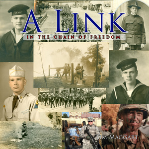 """The Link"" is among the songs on the ""A Link in the Chain of Freedom"" CD, which pays tribute to our nation's military heroes."