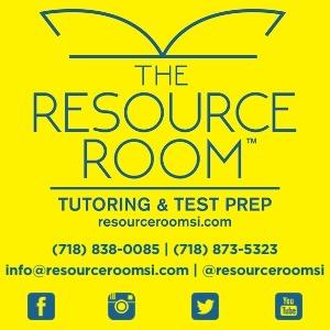 The Resource Room logo Yellow